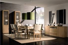 Dining Room Design Awesome Japanese Dining Room With Wooden Dining Table Feat Jute