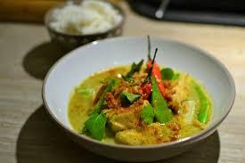 cuisiner avec du lait de coco poulet thaï au curry vert et lait de coco la recette ultime