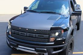 Ford Raptor Truck Wraps - ford raptor hood wrap one soul graphics