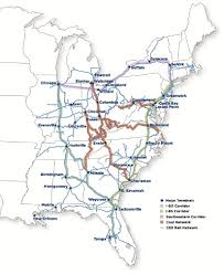 csx railroad map csx company overview csx com