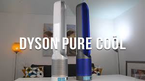 dyson pure cool air purifier review youtube