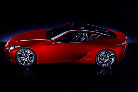 lexus lfa concept lexus lf a automotive addicts