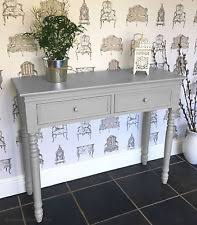console table with drawers ebay