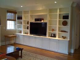 Built In Cabinets For Family Room Gallery Also Furniturewhite - Family room built in cabinets