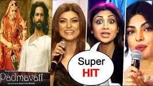 5 Deepika Padukone Controversies That Stunned Bollywood - padmavati movie review by bollywood celebs ranveer singh deepika