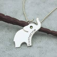 Name And Birthstone Necklace Online Get Cheap Birthstone Kids Necklace Aliexpress Com