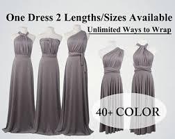 convertible bridesmaid dress infinity convertible dress