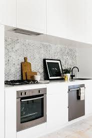 hexagon tile kitchen backsplash 25 stylish hexagon tiles for kitchen walls and backsplashes home