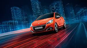peugeot car showroom peugeot 208 new car showroom small car test drive today