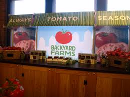 backyard farms tomatoes food travel wine and dine