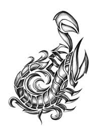 iron tribal scorpion tattooforaweek temporary tattoos largest