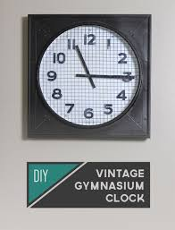 outstanding gym wall clock 148 large gym wall clock tabata hiit
