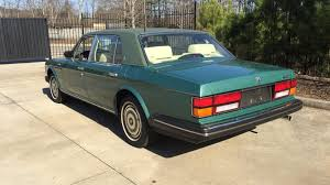 bentley houston 1988 rolls royce silver spur f46 houston 2016