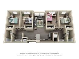 university flats housing photo floor plan for university flats bedroom apartment