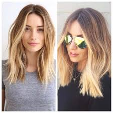 weak hair edges ombre hair with center part hair world magazine