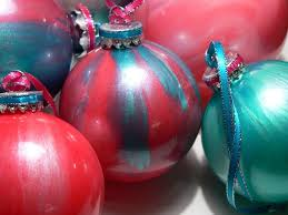 feeling crafty make your own marbleized ornaments naperville