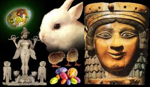 the pagan origins of easter lines precepts
