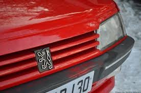 peugeot 405 sport a look at the peugeot 405 mi16 ran when parked