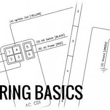 dc cdi wiring diagrams lamberts bikes