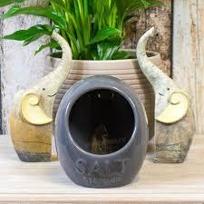 grey otto david mason salt pig kitchen storage jar canister