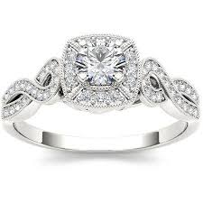 Wedding Rings Walmart by 49 Best Rings Images On Pinterest Walmart Rose Gold And White Gold