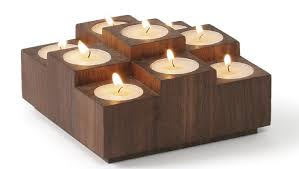 can you use tea light candles without holders handmade gift tea light candle holder finewoodworking