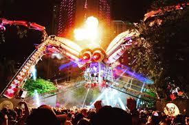 festival of lights riverside 2017 miami ultra music festival s 2017 design and lighting in 15 photos