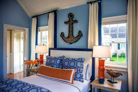 themed headboards accessories enchanting coastal guest room size nautical