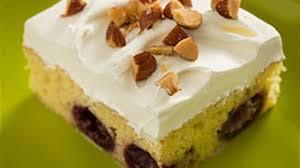 almond cherry tres leches cake recipe allrecipes com