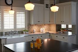 kitchen room flat led under cabinet lighting lights for