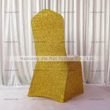 Gold Spandex Chair Covers Glitter Chair Covers Glitter Chair Covers Suppliers And