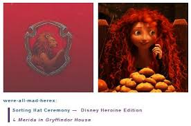 merida angus in brave wallpapers brave images merida is in gryffindor house wallpaper and