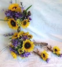 Sunflower Bouquets Kelly Clarkson Wedding Bouquet Wedding Kelly Clarkson Bridal