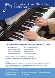 international of music finland