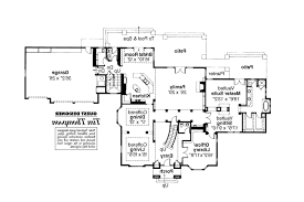 australian colonial home floor plans