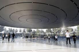apple siege apple dévoile nouveau siège futuriste symbole de sa puissance