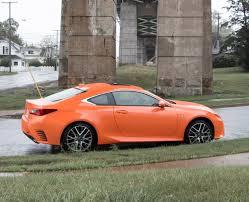 lexus sports car 2016 2016 lexus rc 350 awd f sport autos ca