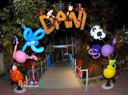 san diego balloons and decor balloon san diego balloon utopia