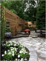 full image for chic urban backyard exterior balanced artistic use