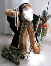 Santa Claus Dolls Handmade - 287 best santa dolls images on papa noel