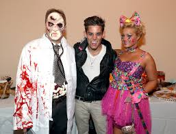 dia de los muertos trick or treats costume bash granada theater