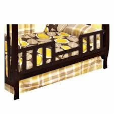 Crib Rails For Convertible Cribs Bergamo Americana Lifetime Convertible Crib Pecan Find It At