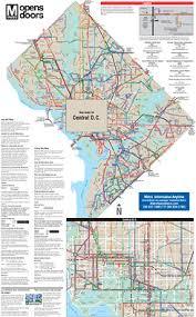 washington dc metrobus map metro changes map greater greater washington