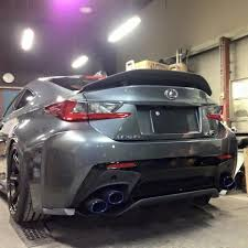 new lexus rcf for sale varis rc f debuting at tas and a few pics of abflug rc f
