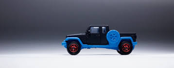 jeep gladiator the jeep gladiator is set to debut a new matchbox wheel for now