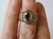 high school class ring companies vintage high school class rings ebay