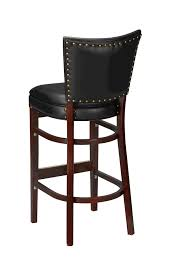Counter Height Bar Stools With Backs Regal Seating Model 2420uph Commercial Counter Height Wooden Bar