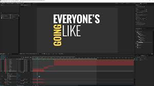 tutorial kinetic typography after effects simple kinetic typography motion graphics after effects tutorial