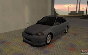 honda jdm honda civic jdm for gta san andreas