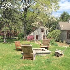 stone patio diy fire pit u0026 wood beam benches lehman lane